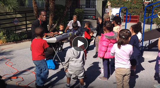 Inglewood Avenue Preschool Academy Video